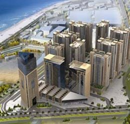Triple Towers Ajman