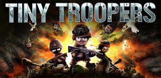 Game Tiny Troopers armv6 & armv7 Android - Apk