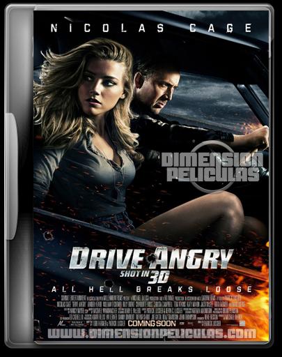 Drive Angry (DVDRip Español Latino) (2011)