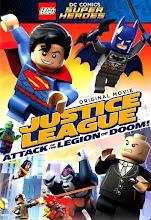 La Liga de la Justicia: El ataque de la Legión del Mal (2015)