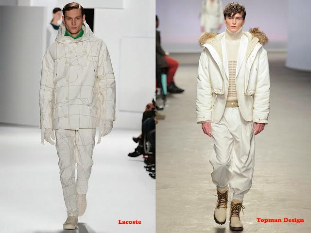 Tendencia otoño_invierno 2013-14 look alpinista: Lacoste y Topman Design