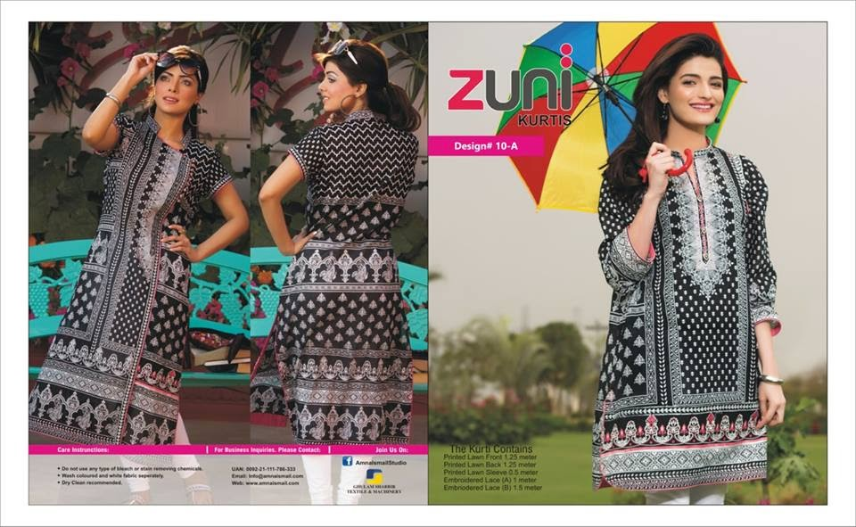 Colorful kurtis collection for Women