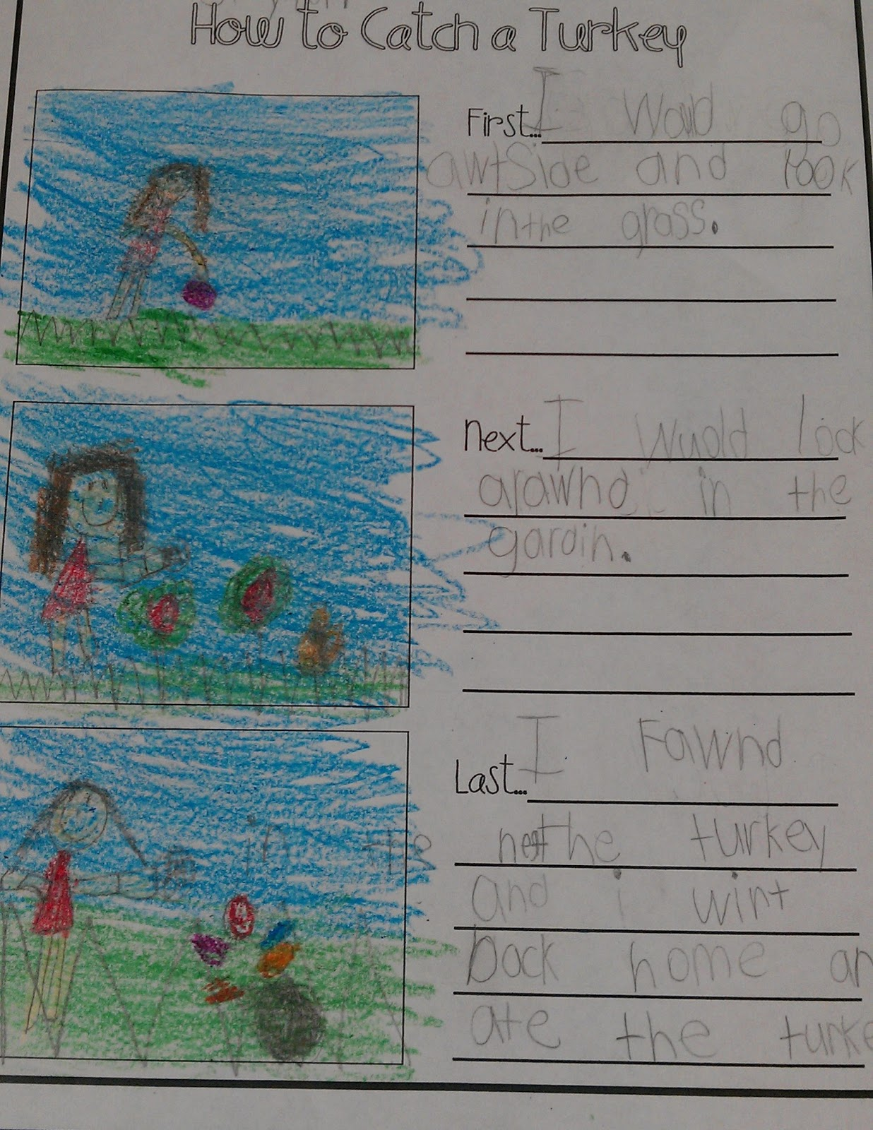 It\'s a Sweet Life in First Grade