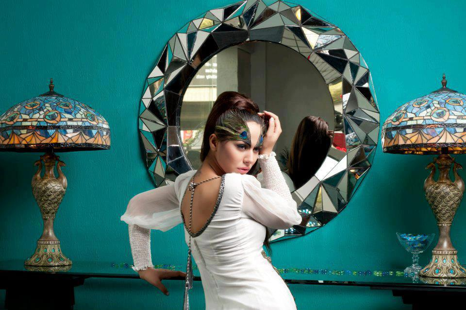 Pakistani Model Ayyan Ali Latest Photo Shoot 2013