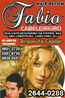 FÁBIO CABELEIREIRO