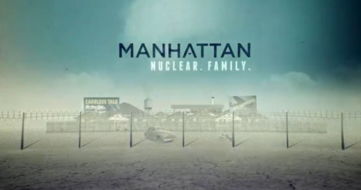 Manhattan - Cancelled by WGN America