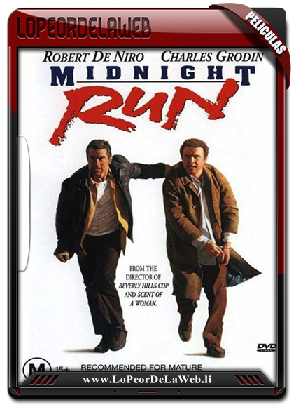 Midnight Run (Huida a medianoche) 1988 720 [Subtitulada]