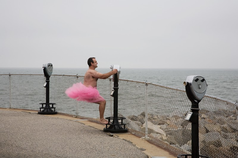 Bob Carey, The tutu project, Ballerina