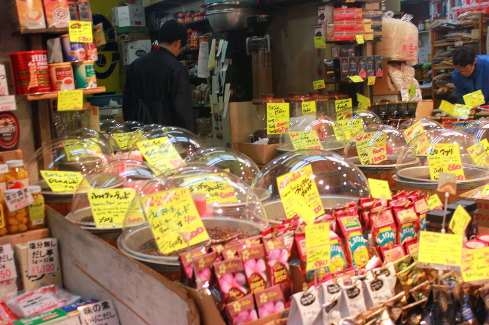 Ameyoko Shops
