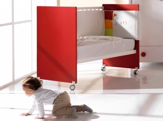 Muebles para el cuarto de los ni os y bebes por cambrass infantil decora - Muebles para habitacion de bebe ...