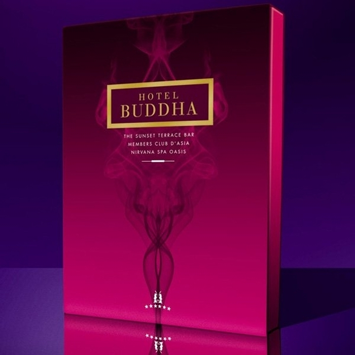 Hotel Buddha - 3CDs[mp3]