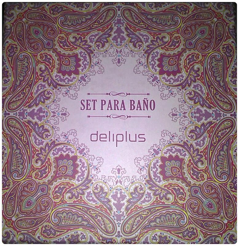 Set De Baño Deliplus:Mi Coqueta: SET PARA BAÑO- DELIPLUS