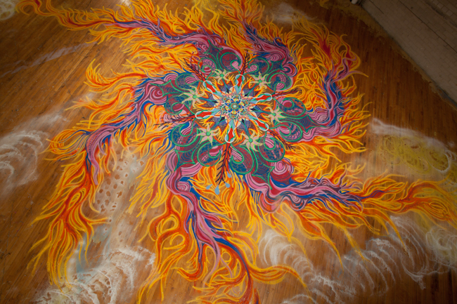 free download sand painting