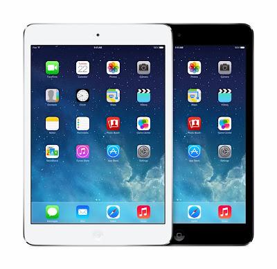 Globe Offers iPad Air and  iPad mini with Retina display