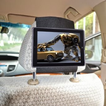 iPad 2 Car Headrest Mount Holder
