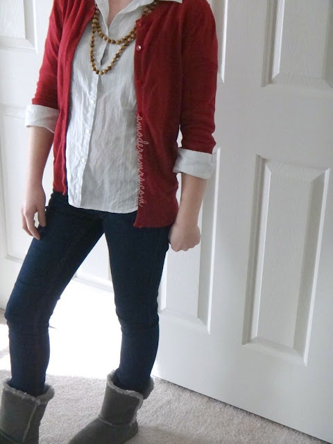 Modern Mom Style: Cuffs, Cardigan, Complaint — a Modern Mrs.