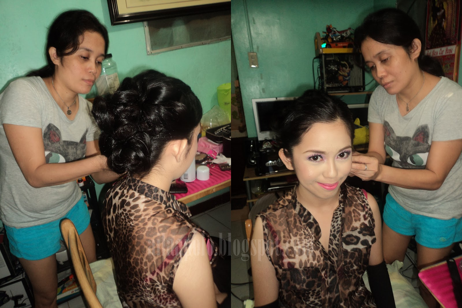 Hair And Makeup For Js Prom - Mugeek Vidalondon