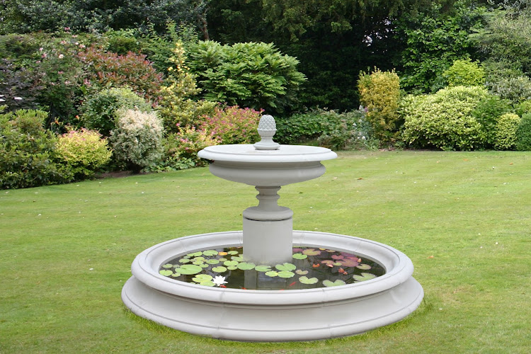 Fountain Design for Gardens