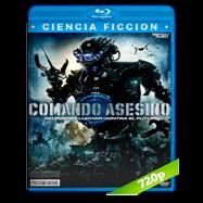 Comando Asesino (2016) BRRip 720p Audio Dual latino-Ingles