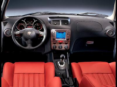 Alfa Romeo 147 intérieur