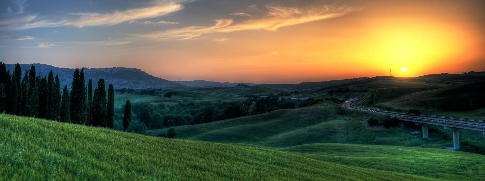 Tarbiah Rohani Pemandangan Yang Cantik