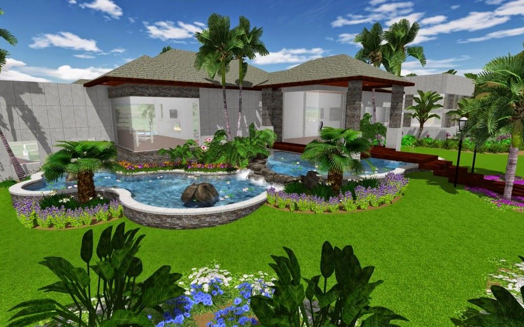 Lovely Free Landscape Design Online