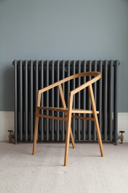 Wellington chair by Young & Norgate, exhibited at London Design Festival 2013