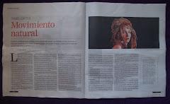 Nota publicada en La Voz del Interior