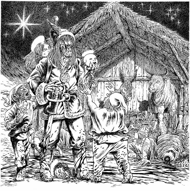 Sabbat - Manzer Pictavian Demonslaught