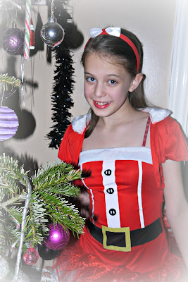 Christmas, fancy dress