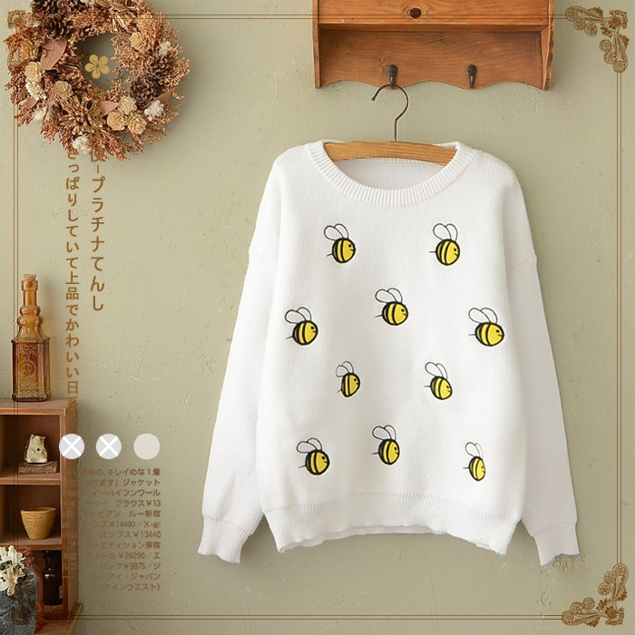 ao len nhung chu ong