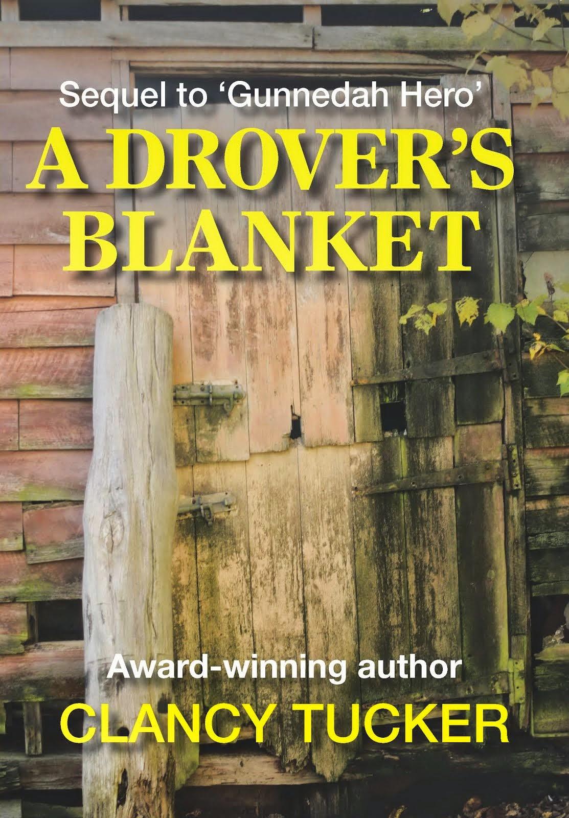 A DROVER'S BLANKET - AUSTRALIA
