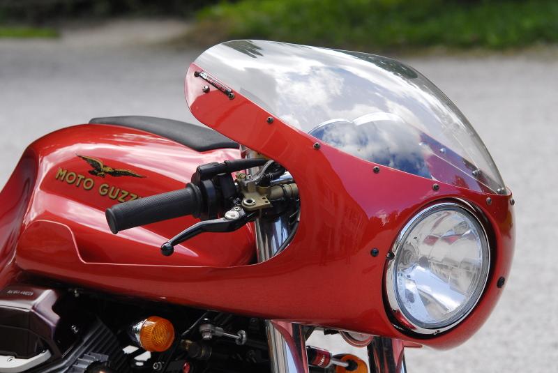 Racing Caf U00e8  Moto Guzzi V11  U0026quot Caf U00e8 Sport U0026quot