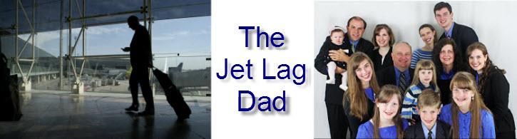 Jet Lag Dad