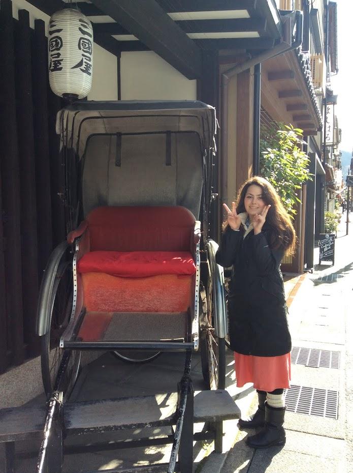 Lauren in Kobe