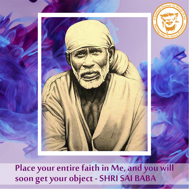 A Couple of Sai Baba Experiences - Part 1112