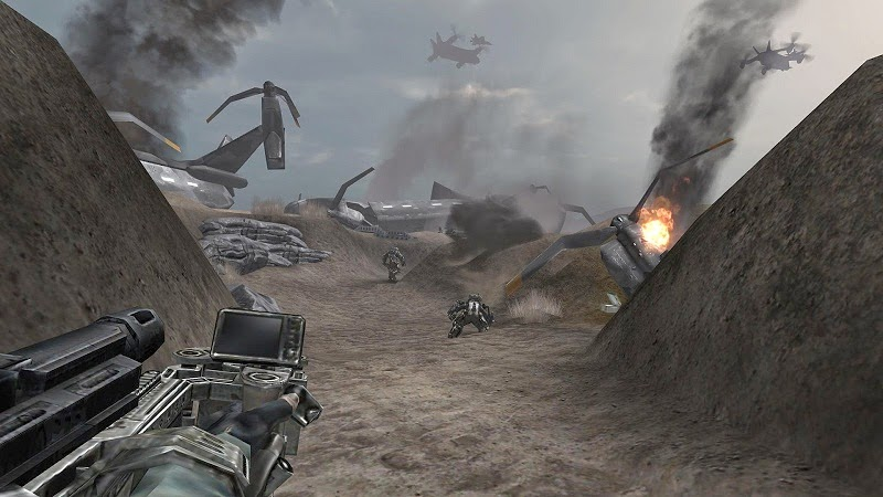 Edge of Tomorrow Game android