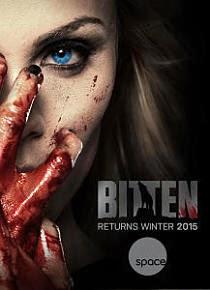 segunda temporada Bitten