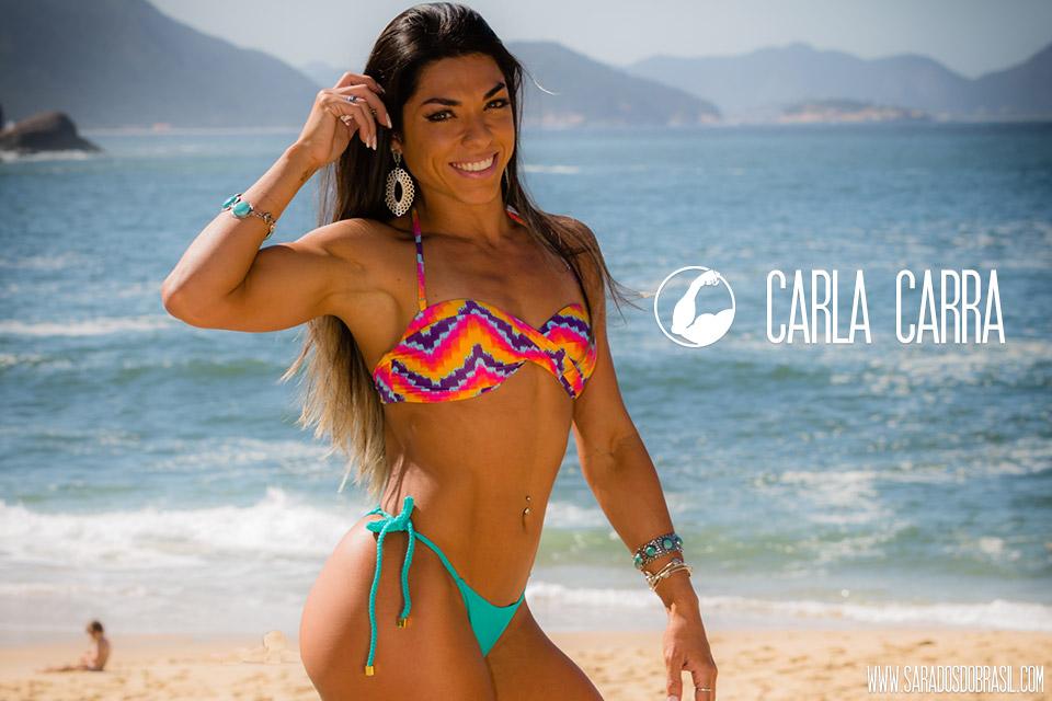 Carla Carra • Foto: André Melo Andrade