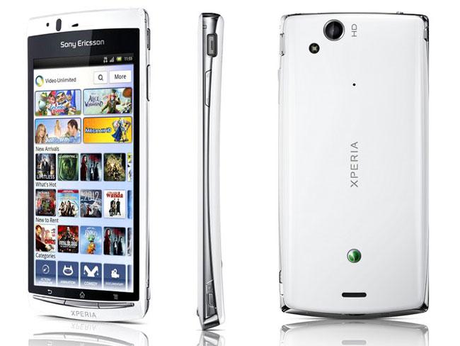 Sony Ericsson Xperia Arc S Price