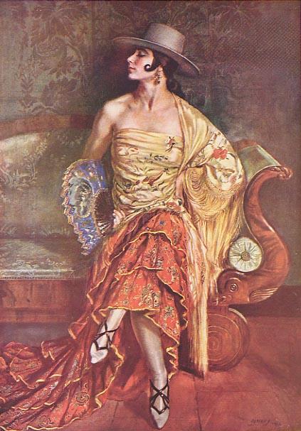 george apperley flamenca