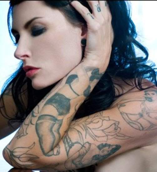 World's Most Popular Tattoo For Female: Most Beautiful Girls Worlds ...