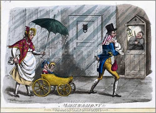 Matrimony!!!, c 1810. Science Museum / Science & Society Picture Library