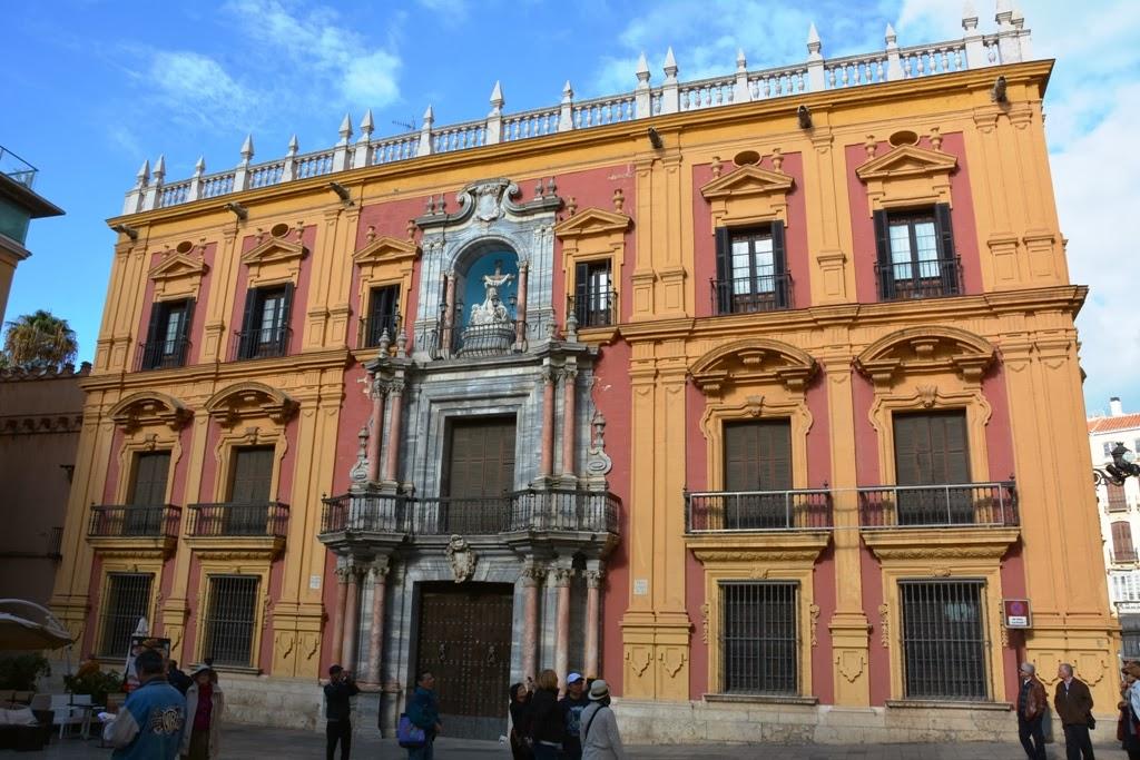 Malaga General Impressions