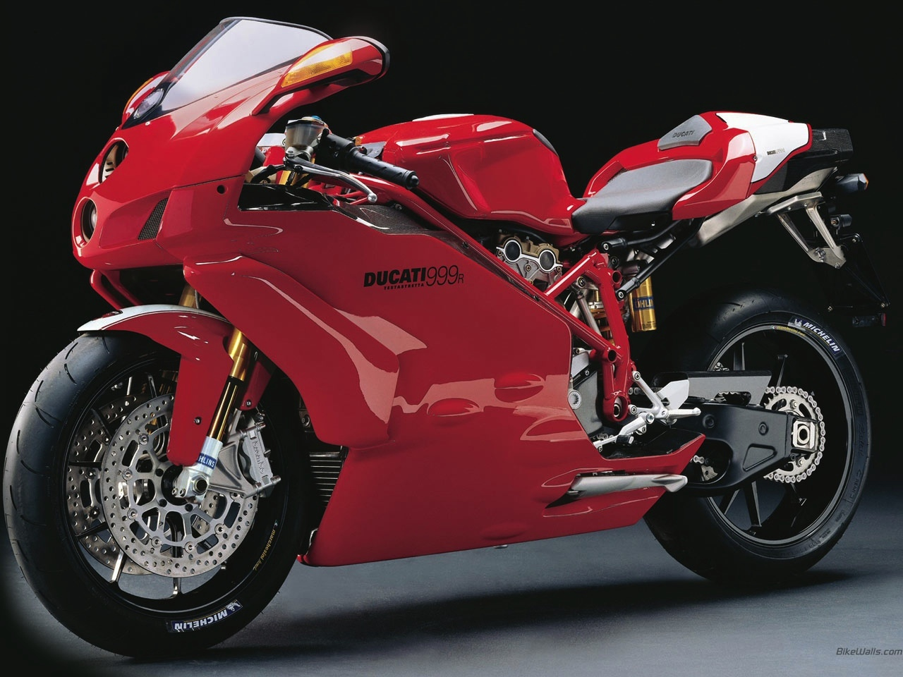 Only Wallpapers: Ducati 999 HD Wallpaper