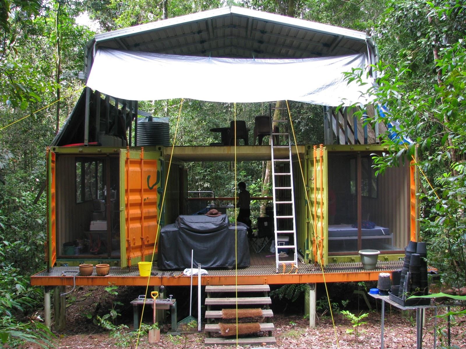 Kapataz ideas tools for building como construir una - Contenedores para vivienda precios ...