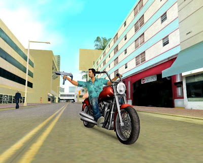Grand Theft Auto (GTA): Vice City Screenshots 1