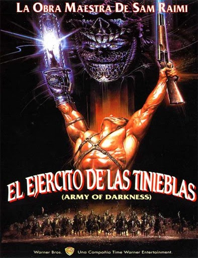 Ver Evil Dead 3: Army of Darkness (1992) Online