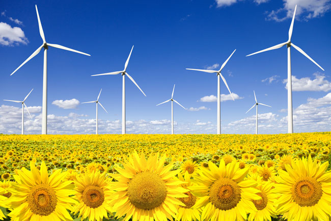Las energ as renovables energ as limpias tipos de energ as renovables - Fotos energias renovables ...