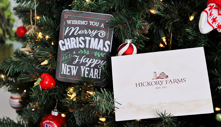 Hickory Farms is a tradition that marks the holiday season. Around since 1951, the fine foods and gifts crafted by Hickory Farms help forge traditions and bring people together. #HickoryTradition (ad)
